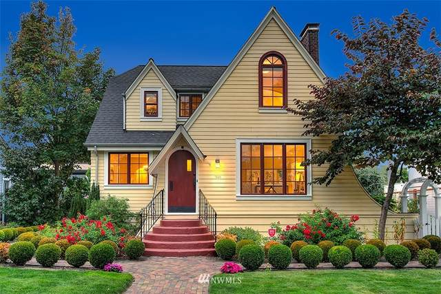 7223 W Green Lake Drive N, Seattle, WA 98103 (#1664659) :: McAuley Homes
