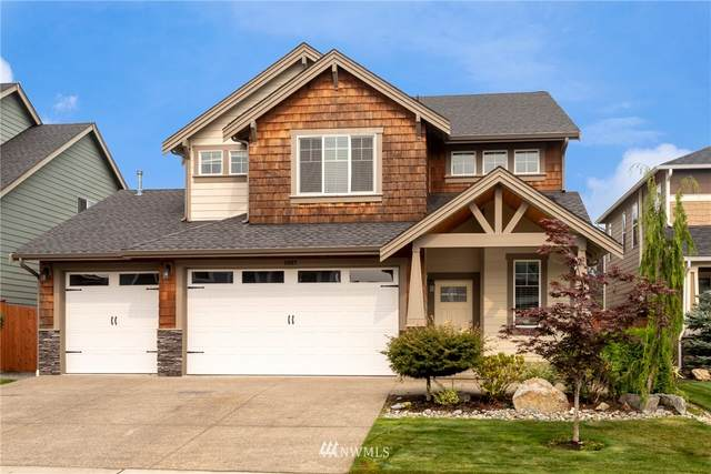 11557 172nd Street Ct E, Puyallup, WA 98374 (#1664662) :: Becky Barrick & Associates, Keller Williams Realty