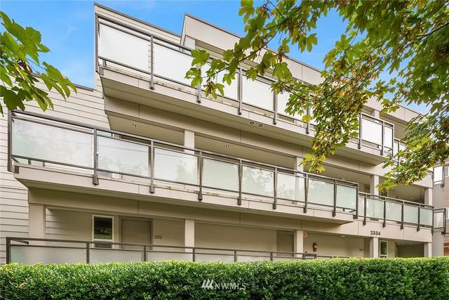 2334 Thorndyke Avenue W #201, Seattle, WA 98199 (#1664673) :: McAuley Homes