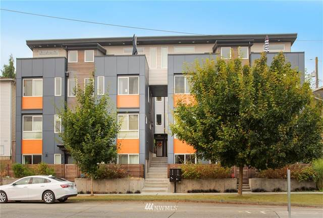 5917 Fauntleroy Way SW B, Seattle, WA 98136 (#1664706) :: Ben Kinney Real Estate Team