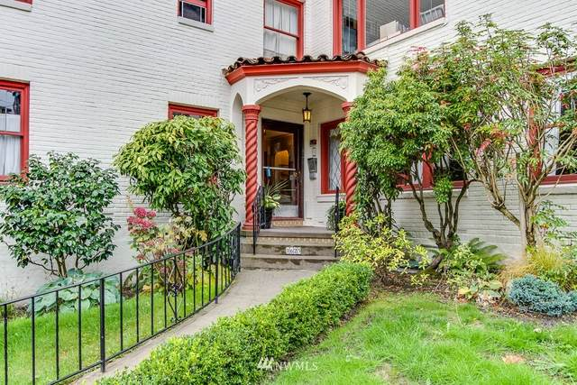 1623 Taylor Avenue N #101, Seattle, WA 98109 (#1664710) :: Alchemy Real Estate