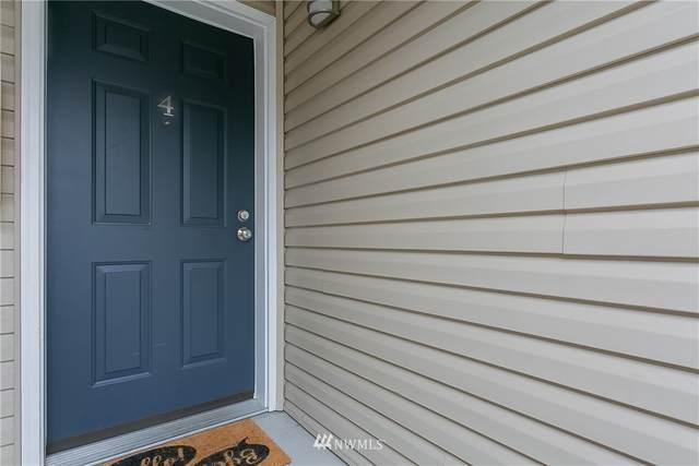 595 Newport Way NW C4, Issaquah, WA 98027 (#1664730) :: Ben Kinney Real Estate Team