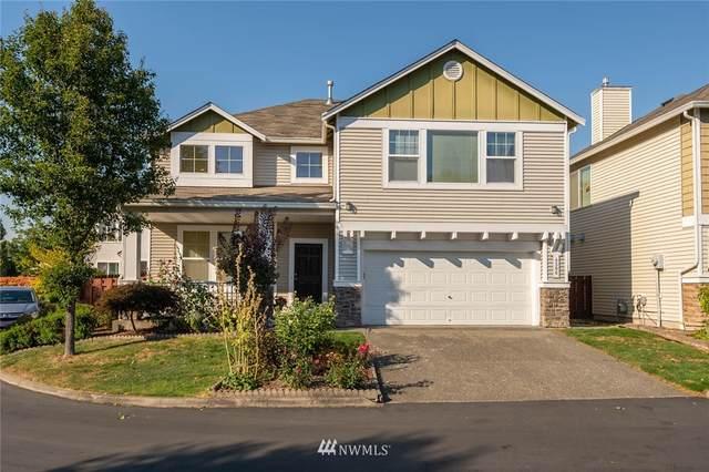 4506 S 222nd Street #47, Kent, WA 98032 (#1664748) :: Tribeca NW Real Estate