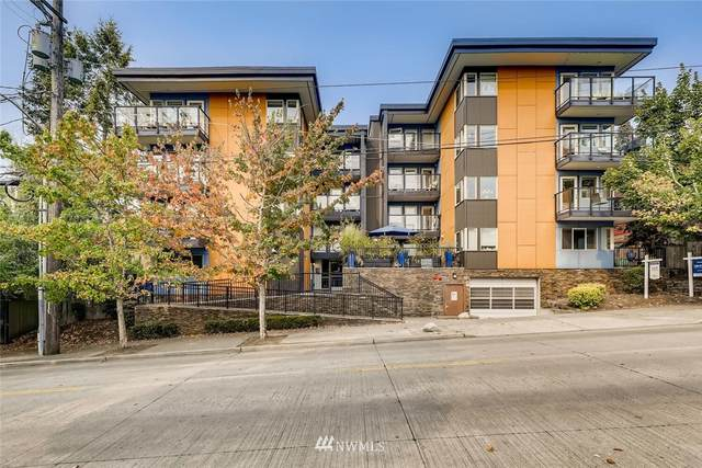 120 NW 39th Street #208, Seattle, WA 98107 (#1664794) :: Alchemy Real Estate