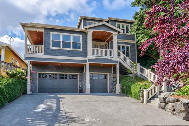1817 N 52nd Street, Seattle, WA 98103 (#1664819) :: Alchemy Real Estate