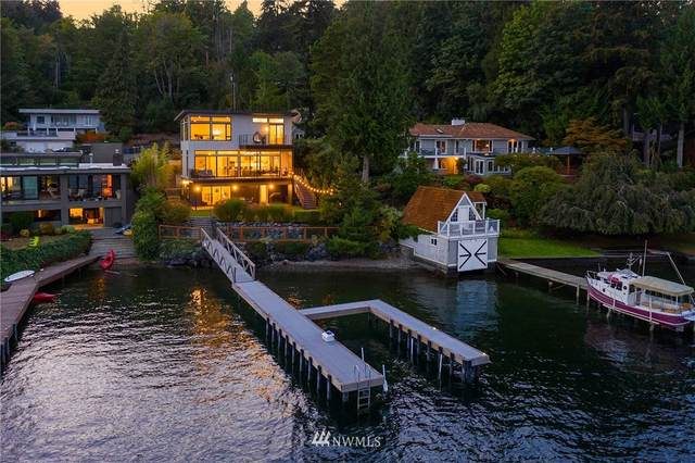 7464 E Mercer Way, Mercer Island, WA 98040 (#1664828) :: NextHome South Sound