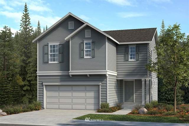 824 Vine Maple Street SE #81, Lacey, WA 98503 (#1664885) :: Pacific Partners @ Greene Realty