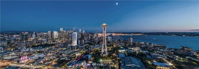 600 Wall Street #803, Seattle, WA 98109 (#1664896) :: Alchemy Real Estate