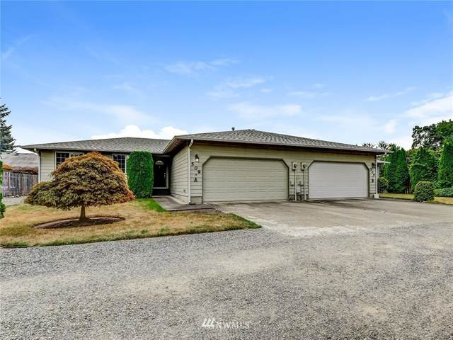 509 10th Street SE, Puyallup, WA 98372 (#1664951) :: Mosaic Realty, LLC