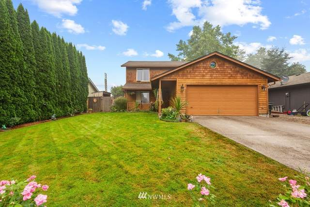 201 Larch Street, Woodland, WA 98674 (#1664962) :: Ben Kinney Real Estate Team