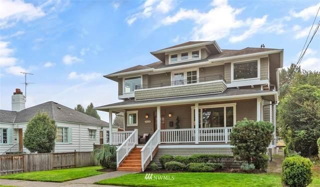 3225 NW 61st Street, Seattle, WA 98119 (#1665003) :: NextHome South Sound