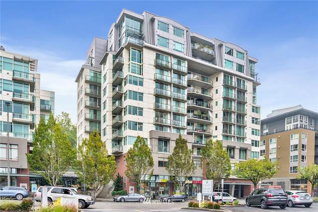 1100 106th Avenue NE #311, Bellevue, WA 98004 (#1665008) :: Pacific Partners @ Greene Realty