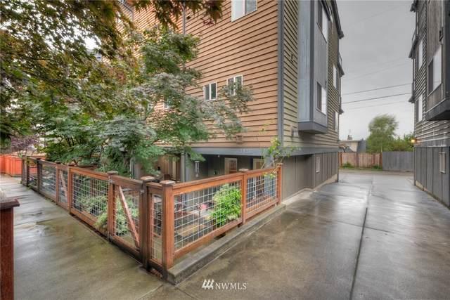 5925 California Avenue SW A, Seattle, WA 98136 (#1665022) :: Costello Team