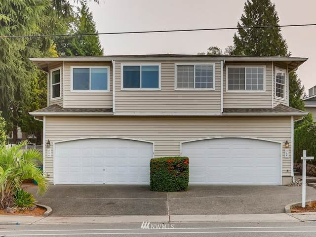 726 State St. #2, Kirkland, WA 98033 (#1665043) :: Pacific Partners @ Greene Realty