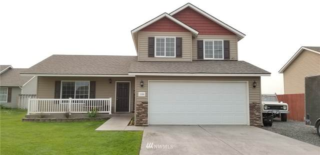 1109 W Luta Street, Moses Lake, WA 98837 (#1665056) :: Northwest Home Team Realty, LLC