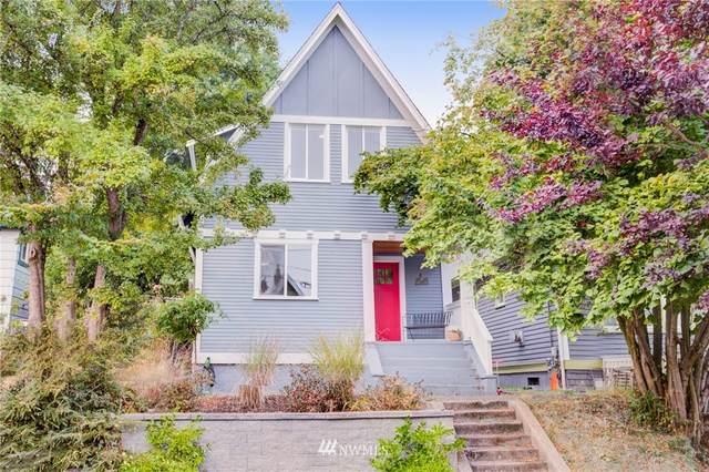1421 27th Avenue, Seattle, WA 98122 (#1665074) :: Ben Kinney Real Estate Team