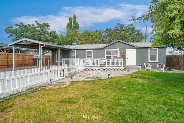 125 S Gibby Road, Moses Lake, WA 98837 (#1665115) :: Pacific Partners @ Greene Realty