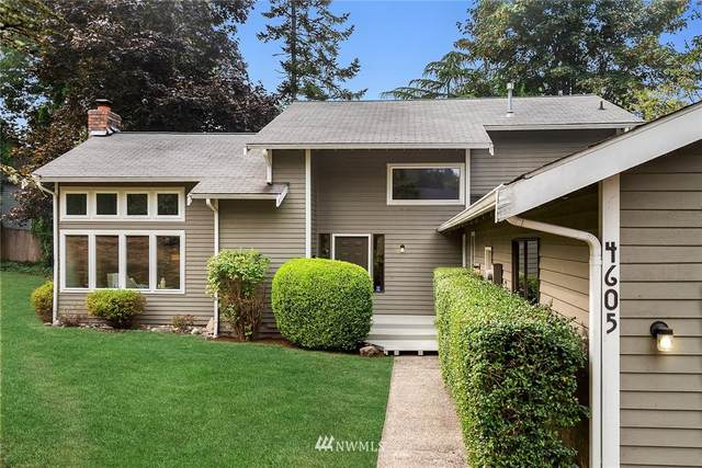 4605 Highland Drive, Bellevue, WA 98006 (#1665128) :: Pacific Partners @ Greene Realty