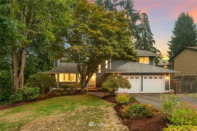 24251 33rd Court W, Lake Forest Park, WA 98036 (#1665130) :: Ben Kinney Real Estate Team