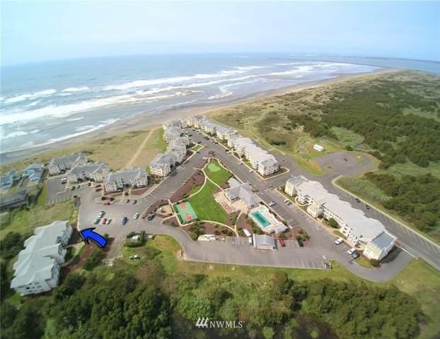 1600 W Ocean Avenue #1315, Westport, WA 98595 (#1665134) :: Ben Kinney Real Estate Team