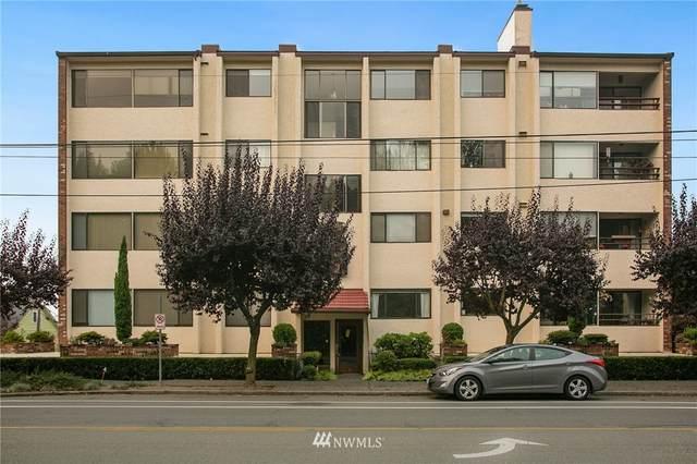 5801 Phinney Avenue N #103, Seattle, WA 98103 (#1665155) :: Costello Team