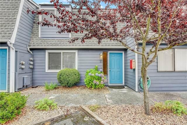 1421 W Casino Road A21, Everett, WA 98204 (#1665162) :: Better Properties Lacey