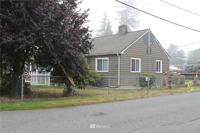 4602 College Ave, Everett, WA 98203 (#1665175) :: The Torset Group