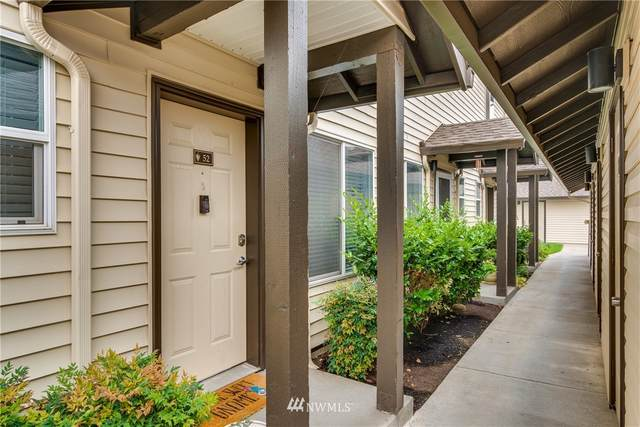 5264 NE 121st Avenue H 52, Vancouver, WA 98682 (#1665190) :: Better Properties Lacey