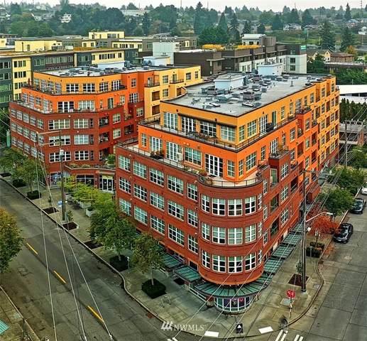 410 NE 70th Street #205, Seattle, WA 98115 (#1665205) :: McAuley Homes