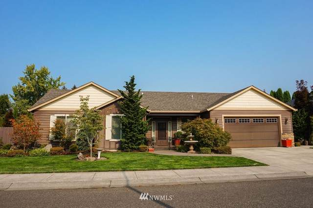916 NW 105th Circle, Vancouver, WA 98685 (#1665239) :: NW Home Experts