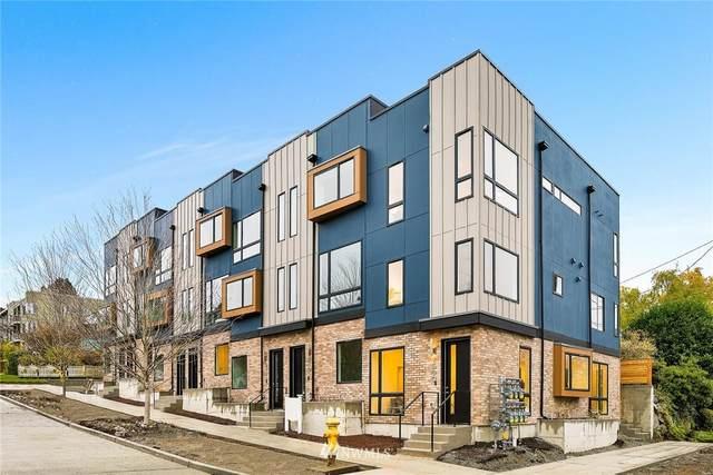 2306 W Newton Street, Seattle, WA 98199 (#1665278) :: Ben Kinney Real Estate Team