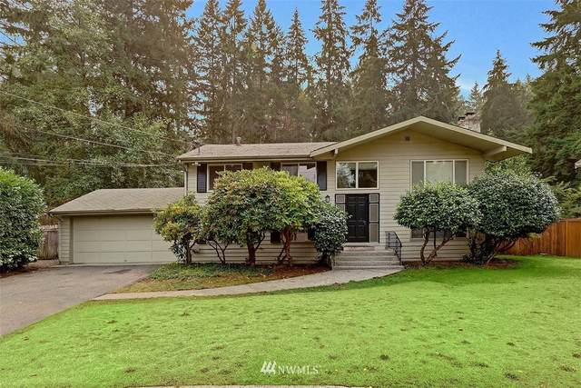 12001 NE 61st Street, Kirkland, WA 98033 (#1665287) :: The Torset Group
