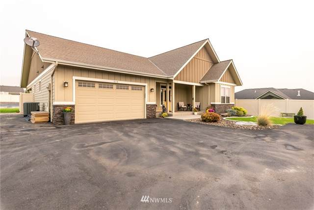314 Brinley Lane, Wenatchee, WA 98801 (#1665311) :: McAuley Homes