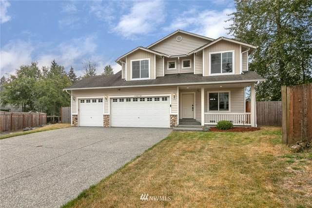 1618 107th Place SE, Everett, WA 98208 (#1665329) :: Pacific Partners @ Greene Realty