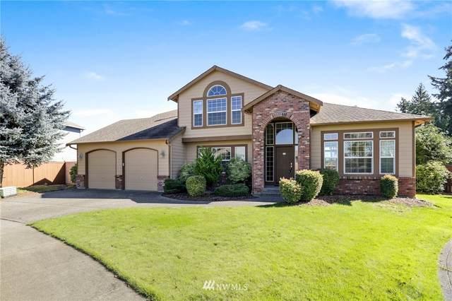 10317 183rd Avenue E, Bonney Lake, WA 98391 (#1665345) :: McAuley Homes
