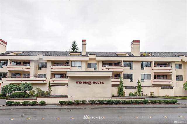401 100th Avenue NE #215, Bellevue, WA 98004 (#1665438) :: Pacific Partners @ Greene Realty
