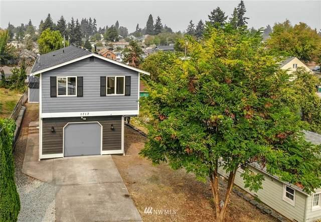 1717 S 46th Street, Tacoma, WA 98418 (#1665446) :: Pacific Partners @ Greene Realty