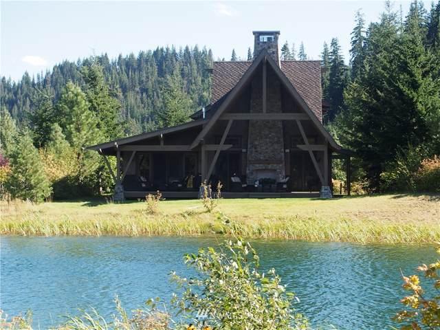210 Saddle Ridge Loop, Cle Elum, WA 98922 (#1665463) :: Alchemy Real Estate