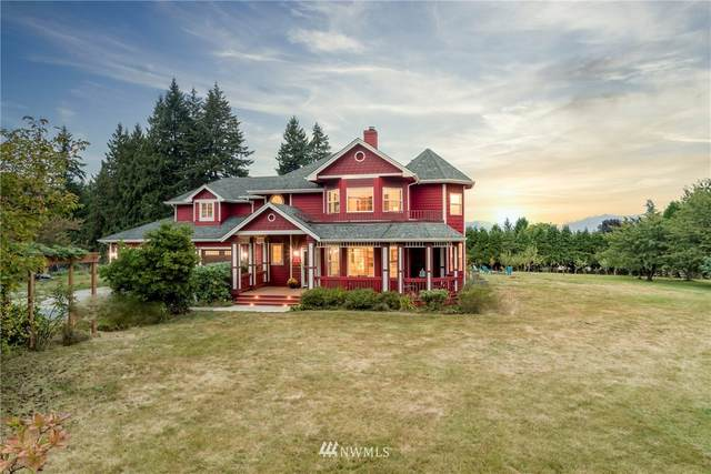 12828 132nd Street SE, Snohomish, WA 98290 (#1665478) :: NextHome South Sound