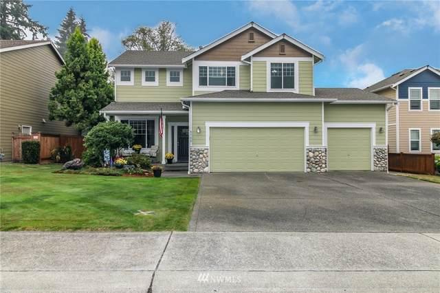 6709 81st Court E, Puyallup, WA 98466 (#1665485) :: Ben Kinney Real Estate Team