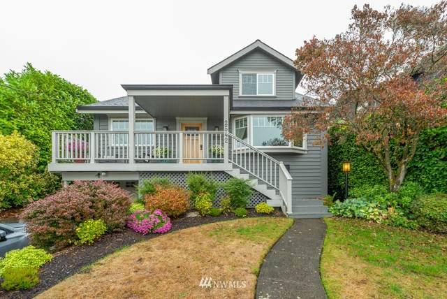 2542 31st Avenue W, Seattle, WA 98199 (#1665537) :: Ben Kinney Real Estate Team