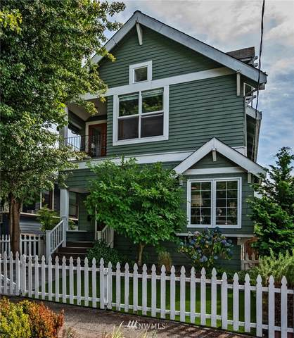 1007 W Garfield Street, Seattle, WA 98119 (#1665548) :: McAuley Homes