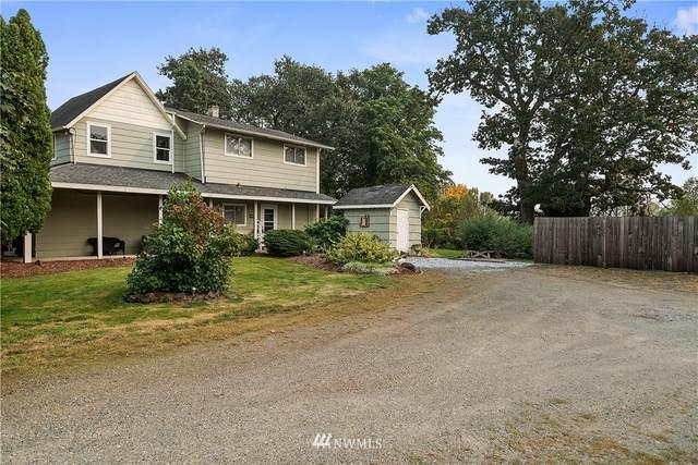 8123 James Road SW, Rochester, WA 98579 (#1665576) :: McAuley Homes