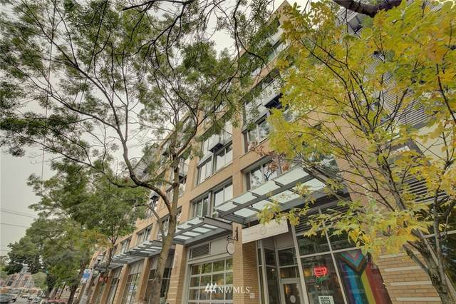 530 Broadway E #311, Seattle, WA 98102 (#1665577) :: Better Properties Lacey