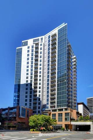 10650 NE 9th Place #1527, Bellevue, WA 98004 (#1665581) :: Costello Team