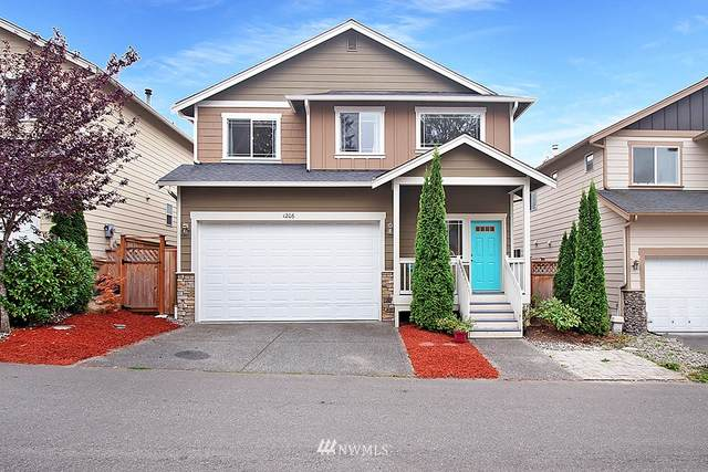 1206 139th Place SW, Lynnwood, WA 98087 (#1665586) :: The Torset Group