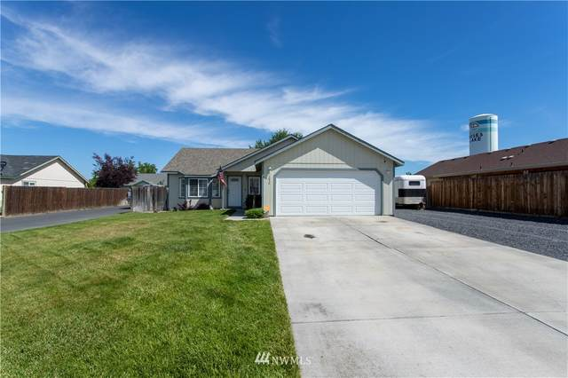 1616 E Pirate Ln, Moses Lake, WA 98837 (#1665592) :: Ben Kinney Real Estate Team