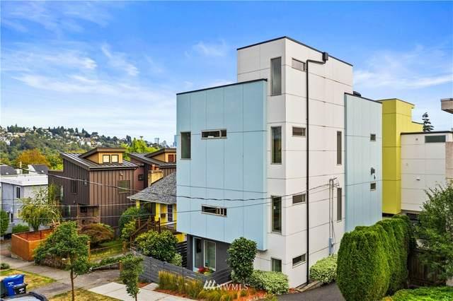 2321 W Crockett Street, Seattle, WA 98199 (#1665596) :: Ben Kinney Real Estate Team