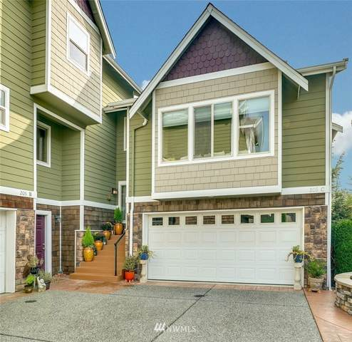 205 Avenue E C, Snohomish, WA 98290 (#1665618) :: Pacific Partners @ Greene Realty
