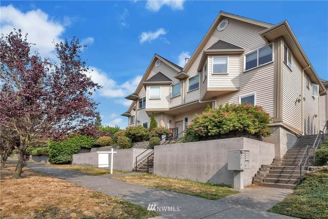 3315 Rockefeller Avenue #5, Everett, WA 98201 (#1665637) :: Tribeca NW Real Estate